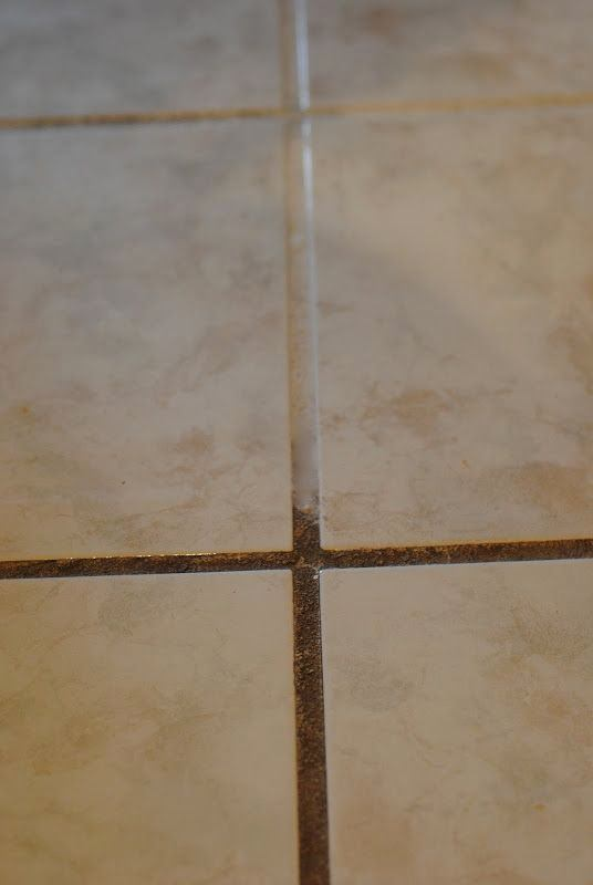 How To Clean Tile Grout Quickrecipes